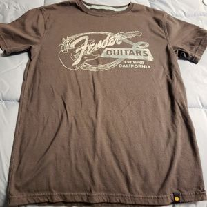 Kids Fender t shirt